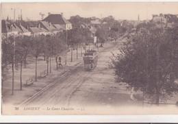 CPA - 76. LORIENT - Le Cours Chazeilles - Lorient