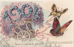 BONNE ANNEE 1904 - Anno Nuovo