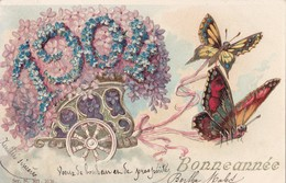 BONNE ANNEE 1904 - Nieuwjaar