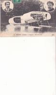 SPORTS - Aviation - L'Appareil Blériot &Voisin - Aviateurs