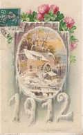 BONNE ANNEE 1912 - New Year