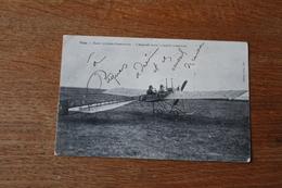 Cpa   Pau Ecole Militaire Duplessis   L'appareil  Ecole A Double Commande - ....-1914: Precursores