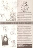 BERTHET : Depliant PRIVE D'HOLLYWOOD - Libros, Revistas, Cómics