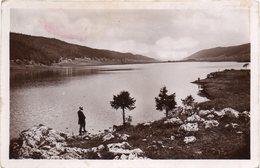 CPSM Environs De Morez Le Lac Des Rousses - Morez