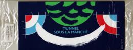 1994 Pochette Mixte N° P2880 Emission Commune France-Grande Bretagne Tunnel Sous La Manche - Souvenir Blocks
