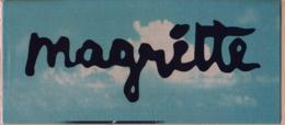 1998 Pochette Mixte N° P3145 Emission Commune France-Belgique Magritte - Souvenir Blocks