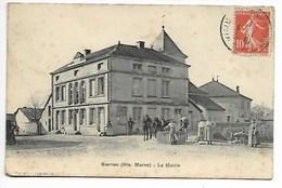 BIERNES 1916 MAIRIE Edit. FRANCARD Juzennecourt HAUTE MARNE Près Joinville Chaumont Bourbonne Langres Saint Dizier Wassy - France