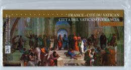 2005 Pochette Mixte N° P3838 Emission Commune France-Vatican L'Annonciation - Souvenir Blocks