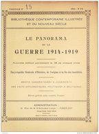 PANORAMA-15-1914-GUERRE-BORDEAUX-SPAHIS MAROCAINS (photos Pages Détaillées) - Newspapers