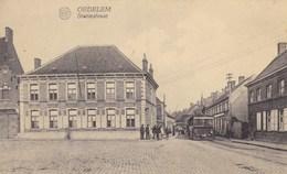 Oedelem (Beernem) Statiestraat, Tram, Tramway (pk56331) - Beernem