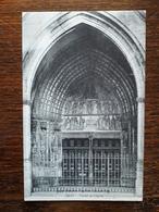 L17/118 Gray. Portail De L'Eglise - Gray
