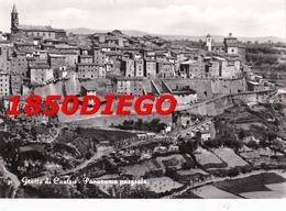 GROTTE DI CASTRO - PANORAMA PARZIALE F/GRANDE VIAGGIATA  ANIMATA - Viterbo