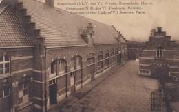 Ruiselede, Ruysselede, Kostschool O.L.V Der VII Weeën, Hoeve (pk56334) - Ruiselede