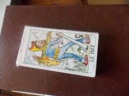 JEU DE CARTES DIVINATION CARTOMANCIE DE L'AN 2000 PINO ZAC 22 LAMES 1981 - Playing Cards (classic)