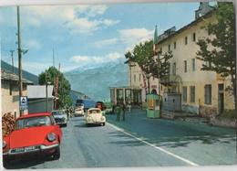 Molaretto - Susa - Douane Dogana Douaniers DS Citroen Coccinelle Dauphine 403 Peugeot - Other Cities