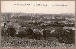 36 / THENAY Et SAINT-GAULTIER (Indre) - Vue Panoramique - Francia