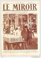 LE MIROIR- 89-GUERRE 1915-GALLIPOLI-NIEUPORT-BELLE ILE-DARDANELLE (photos Pages Détaillées) - Newspapers
