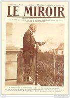 LE MIROIR-148-GUERRE 1916-BUKOVINE-VARNA-SALAMINE-ASSEVILLERS (photos Pages Détaillées) - Newspapers