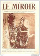 LE MIROIR-182-GUERRE 1917-SWIFT-REIMS-NEW YORK-GUYNEMER-LONDRES (photos Pages Détaillées) - Newspapers