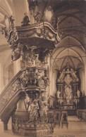 Ruiselede, Ruysselede, Kostschool O.L.V Der VII Weeën, Preekstoel (pk56344) - Ruiselede