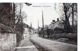 ST-CHERON - Route De Jouy - Saint Cheron