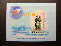 Guinea Ecuatorial 2003 Centro Internacional De Conferencias Edifil 303 ** MNH - Guinea Ecuatorial