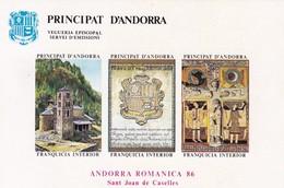 Andorra Española HR EN PRUEBA DE CARTON - Nuevos