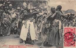 CPA Afrique Occidentale - Dahomey - Danses Et Féticheuses - Benin