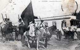 TANGER- 54- Guerriers Marocains. 1920. - Tanger