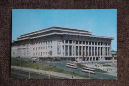 """PYONGYANG - COREE Du NORD : La Grande Maison De La Culture """" 8 Février """". - Korea (Noord)"""