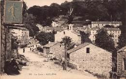 CPA La Corse - AULLENE - Autres Communes