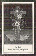 DP. PROSPER KORNELIS ° COXYDE 1882 -+ 1909 - WACHTMEESTER DER NATIONALE GENDARMERIJ - Religion & Esotérisme