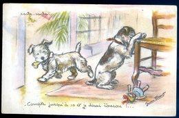 Cpa Illustrateur Germaine Bouret -- Compte Jusqu'à 10 Et Je Dirai Coucou !....   ACH6 - Bouret, Germaine