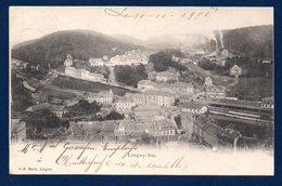 54. Longwy-Bas. Herserange. La Gare.  Usine De Senelle. 1901 - Longwy