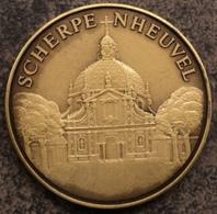 965 Scherpenheuvel Kroningsfeesten 1997 - Jetons De Communes