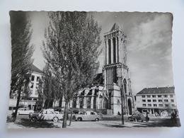 14-3 - CPSM 10.5x15 Cm - Caen - L'église Saint Jean - Francia