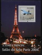 ST THOME ET PRINCE  BF 287 * * ( Cote 15e ) Avions Concorde Tour Eiffel - Flugzeuge