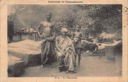 CPA DAHOMEY Et DEPENDANCES - Un Phénomène - Benin