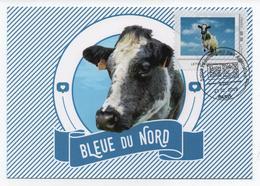 CARTE MAXIMUM, Timbre à Moi, 1.05€, IMMINENCE, FDC, Salon De L'agriculture 2019 - Maximum Cards