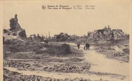 Nieuwpoort, Ruines De Nieuport, La Place, Côté Ouest (pk56415) - Nieuwpoort