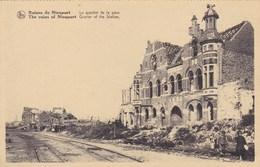 Nieuwpoort, Ruines De Nieuport, Le Quartier De La Gare (pk56416) - Nieuwpoort