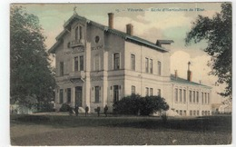 19. - Vilvorde - Ecole D'Horticulture De L'Etat 1912 (plooi Re V Boven Naar Onder Zie Scan) - Vilvoorde