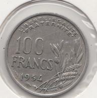 @Y@   Frankrijk   100  Franc  1954   (4724 ) - Frankreich