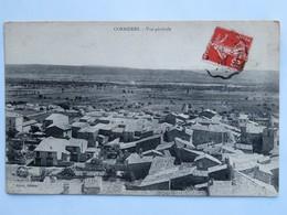 C.P.A. : 04 CORBIERES : Vue Générale , Timbre En 1910 - Otros Municipios