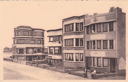 St Idesbald, Villas Nouky, Miguy, Jeanne Marer Et Terwilgen (pk56425) - Koksijde