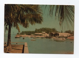 MOZAMBIQUE MOÇAMBIQUE 1960s LOURENÇA MARQUES - CLUBE DE PESCA - AFRICA AFRIKA AFRIQUE - Mozambique