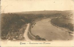 Lives  -  Panorama Vers Namur.  (scan Verso) - Namur