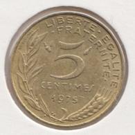 @Y@   Frankrijk   5 Centimes  1975   (4741) - Frankreich