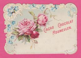 CHROMO - CACAO Chocolat ROSMEULEN - NIEDERHEIM / Nerem TONGEREN / Art-Deco - Vieux Papiers