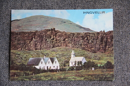PINGVELLIR - Iceland